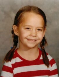 Me, in 2nd grade.