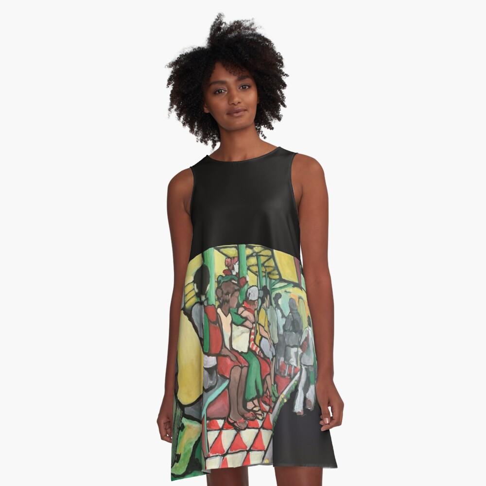 It's a Padalecki dress