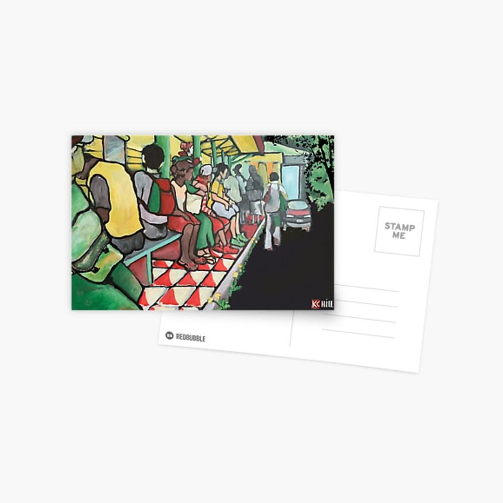 It's a Padalecki postcard